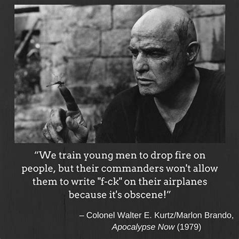 apocalypse now quotes apocalypse now marlon brandon moviequotes words