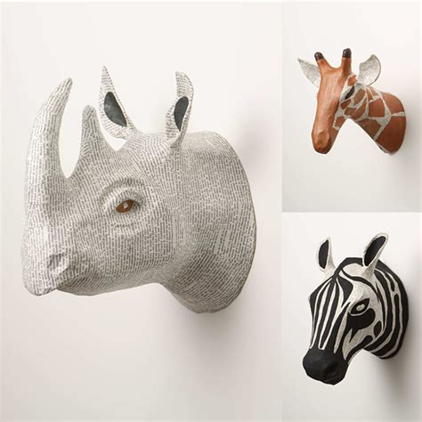 How To Make Paper Mache Animals - create a strong durable resin paper mache paste with this