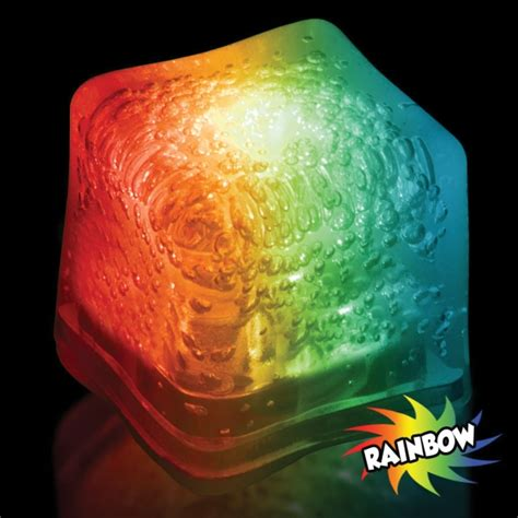 is rainbow light a good brand promotional rainbow light up premium litedice brand ice