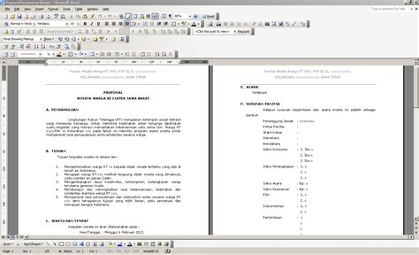 membuat proposal semi formal contoh proposal share the knownledge
