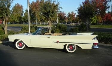 1961 chrysler 300g ramshead automobile collection