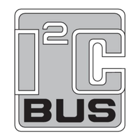i2c layout guidelines i2c bus logo vector logo of i2c bus brand free download
