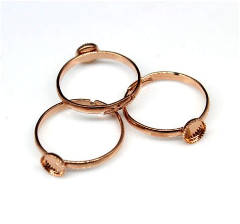 gold ring blanks for jewelry popular gold ring blanks buy cheap gold ring blanks lots