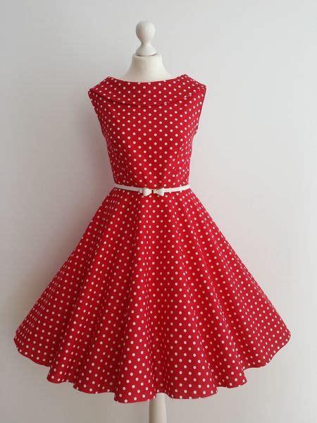 modee kleider petticoat kleid 50er jahre 60er 36 42 punkte