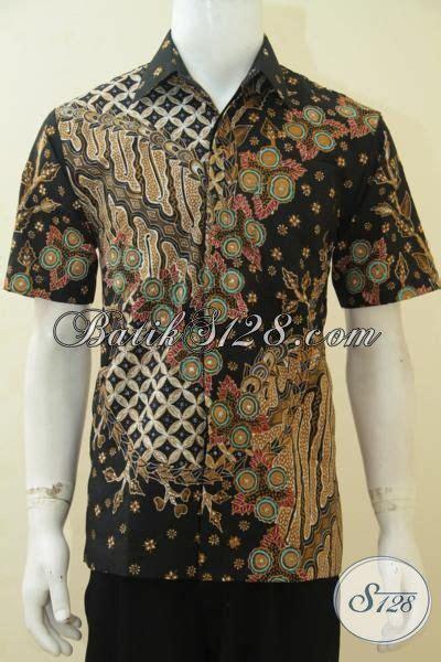 Kemeja Batik Pria Lengan Pendek Baju Batik Kantor Kemeja Lengan Pendek Premium Buatan Baju Batik Pria