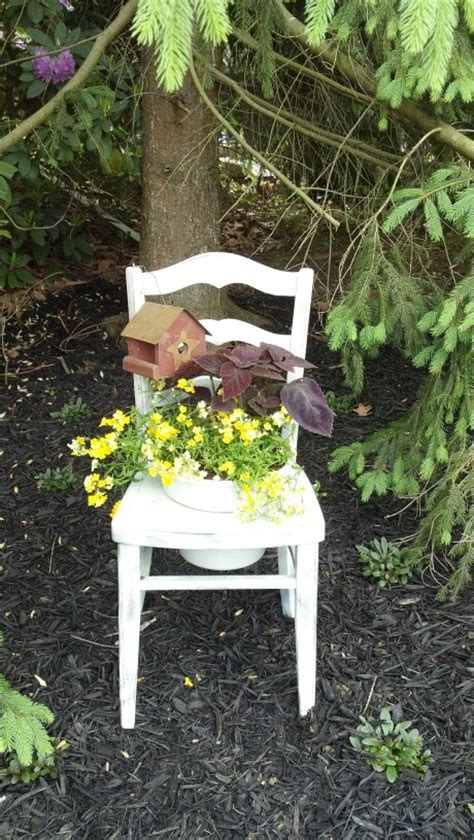 Chair Planter by 17 Best Images About Chair Planters On