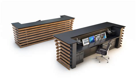 Security Desk by Security Desk For A Bank By Antoine Desjardins At Coroflot
