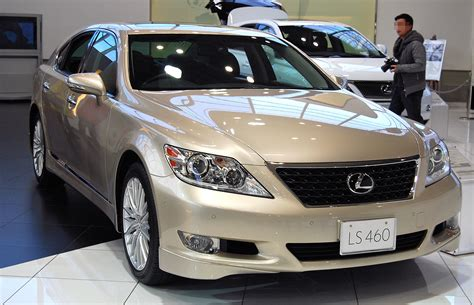 how does cars work 2007 lexus ls free book repair manuals file lexus ls 460 no2 jpg wikimedia commons