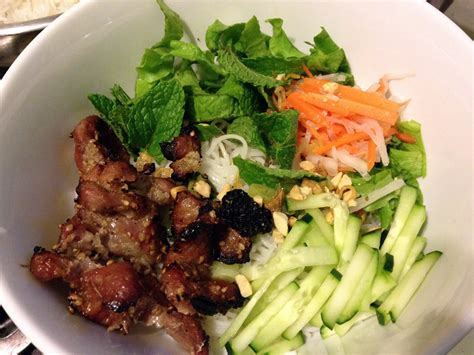 Bun Thit Nuong by Bun Thit Nuong Noodles Or Rice
