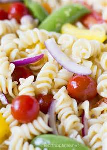 delicious and easy pasta salad i heart nap time