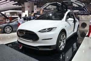Electric Car Model X Price Tesla To Launch Model X Crossover On September 29 Luxuo