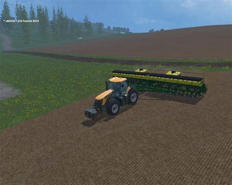 Mod Planter by Deere 2130 Planter Ccs Mod V1 3 Fs15 Mod