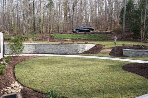 backyard slopes toward house 25 best ideas about underground drainage on pinterest