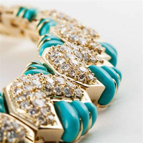Bros Gold 3 hammerman bros turquoise and yellow gold