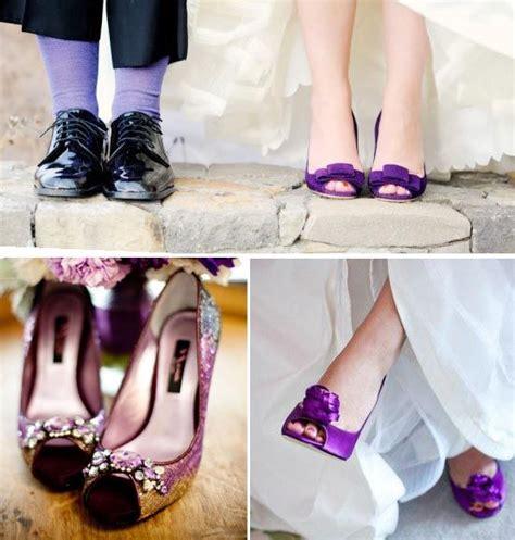 Hochzeitsschuhe Damen Weiß by 12 Hochzeitsschuhe Damen Lila Purpur Brautschuhe Lila