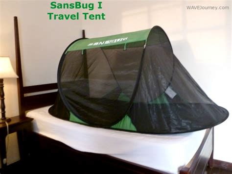 bed bug tent wj tested sansbug i mosquito bed bug tent review