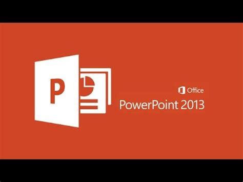 tutorial powerpoint to video tutorial powerpoint 2013 ep 1 interfata youtube