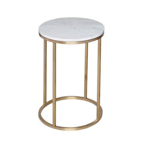round marble side table vintage brass marble side table designer tables reference