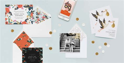 Paperless Post by Paperless Post Collections Rifle Paper Co
