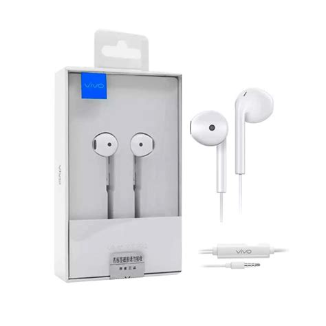 Handfree Vivo Original jual vivo xe680 original hifi earphone with mic