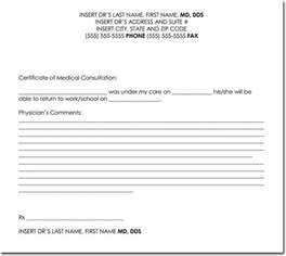 blank doctors note template doctor s note templates 28 blank formats to create