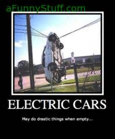Electric Car Jokes Pictures Electric Cars A Stuff