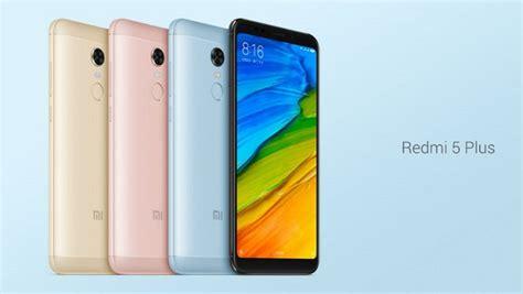 Hp Xiaomi 5a Plus Update Terbaru