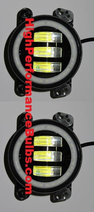 2015 jeep fog light replacement 2011 2012 2013 2014 2015 2016 jeep wrangler cree led fog
