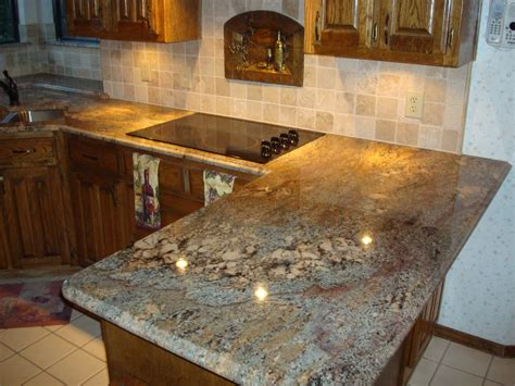 Grantie Countertops by 3 Simple Ideas For Granite Countertops In Kitchen Modern
