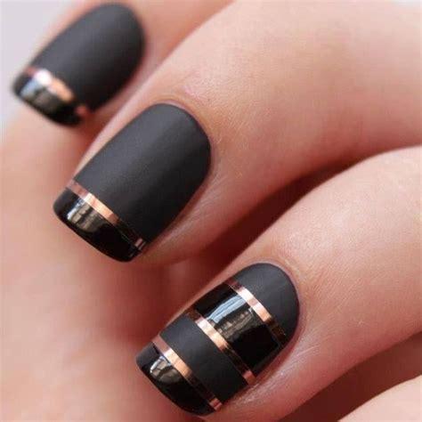 imagenes uñas color negro bellos dise 241 os de manicura decoraci 243 n de u 241 as