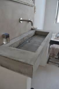 concrete bathroom sinks concrete bathroom sinks that make a strong statement