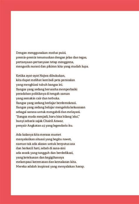 Catatan Najwa Non Ttd Oleh Najwa Shihab jual buku catatan najwa oleh najwa shihab scoop indonesia