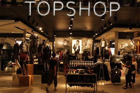 Topshop Plans Manhattan Stores by Topshop