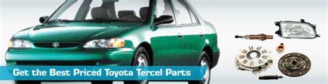 buy car manuals 1998 toyota tercel navigation system toyota tercel parts partsgeek com