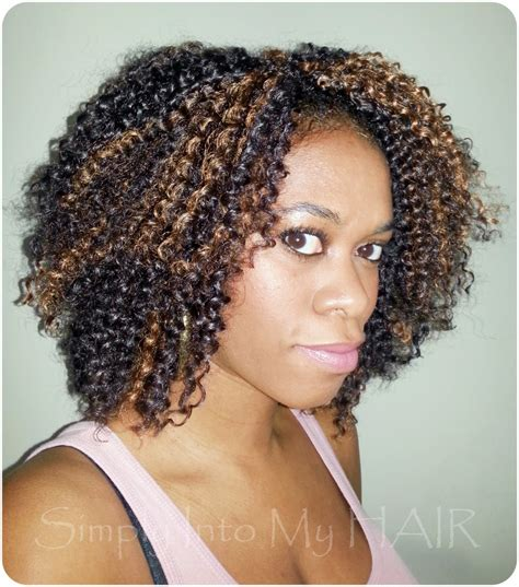 the best hair to use when crocheting crochet braids 7 simply into my hair