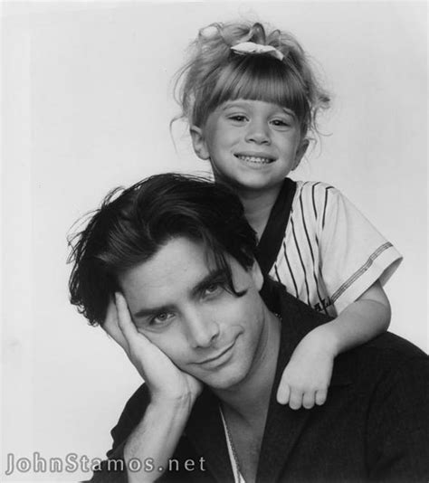 who played uncle jesse in full house full house images uncle jesse and michelle wallpaper and background photos 553313