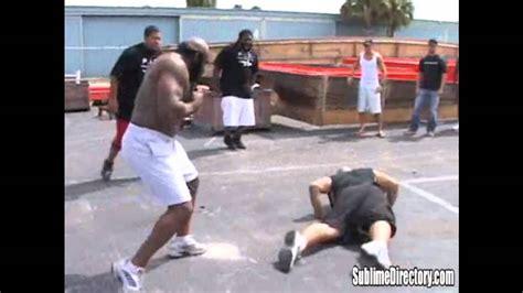 kimbo backyard fights kimbo backyard fights 100 backyard brawls kimbo slice