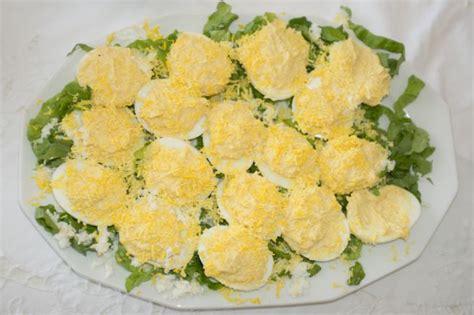 come si cucinano le uova sode festa della donna uova mimosa ricetta
