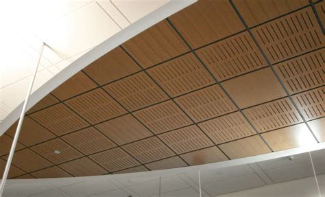 Acoustic Ceiling Panels by Rulon Products Aluratone