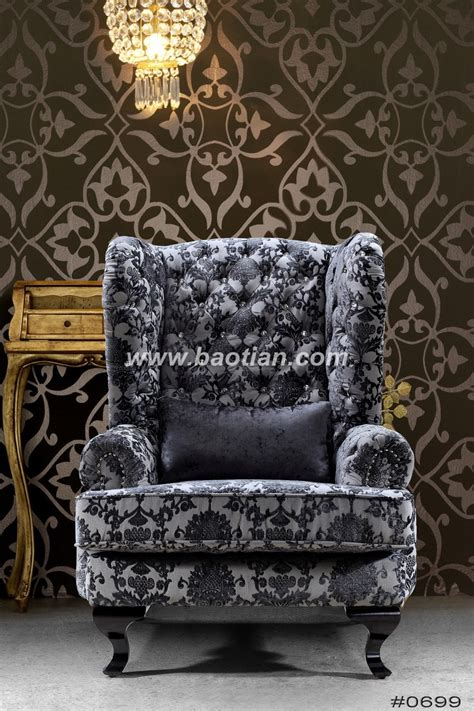 high back chairs for living room high back living room chair with nice crystal tufting