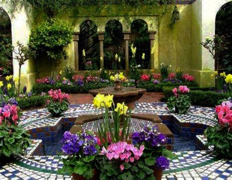 Moroccan Garden Ideas 25 Modern Backyard Ideas To Create Beautiful Outdoor Rooms In Moroccan Style