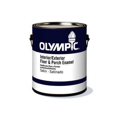 olympic exterior paint reviews shop olympic clear satin interior exterior paint