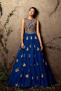maxi style anarkali dresses collection frock designs 2017 2018
