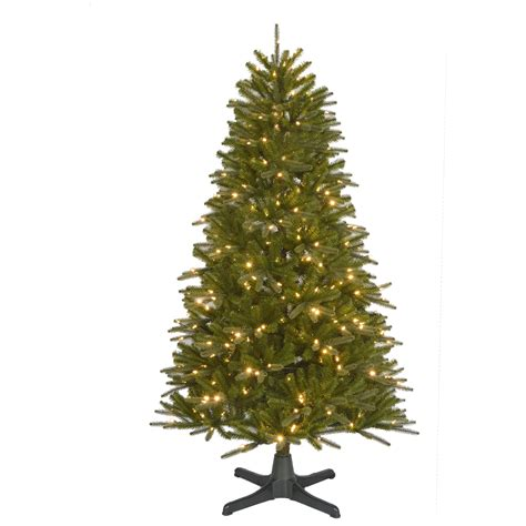 color switch plus christmas tree color switch plus 6 5 regal fir pre lit tree with 400 dual colored led lights