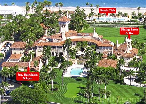 donald trump s house exclusive never before seen photos of mar a lago