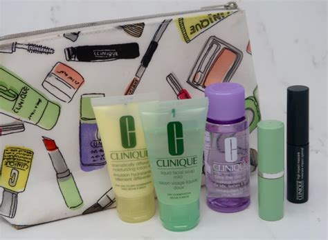 Clinique Gift Card - macy s clinique discovery kit 10 gift card