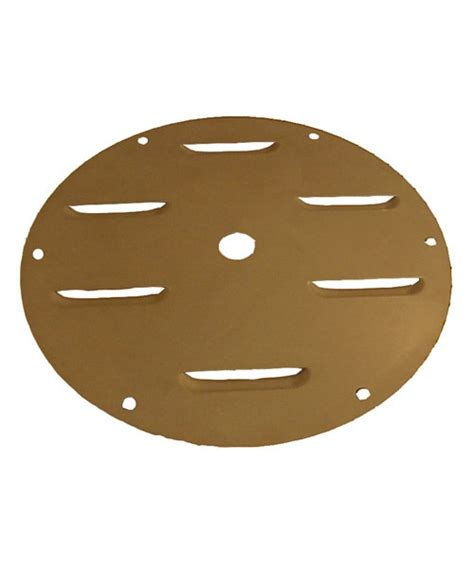 Sheet Metal Cover by Ir 600 Rotator Display Turntable Without Rotating Wires