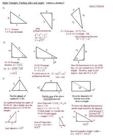 area of a triangle worksheet viewing gallery