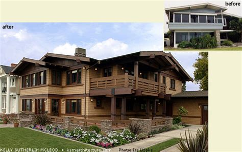craftsman style architecture award winning restoration and addition to 1913 craftsman
