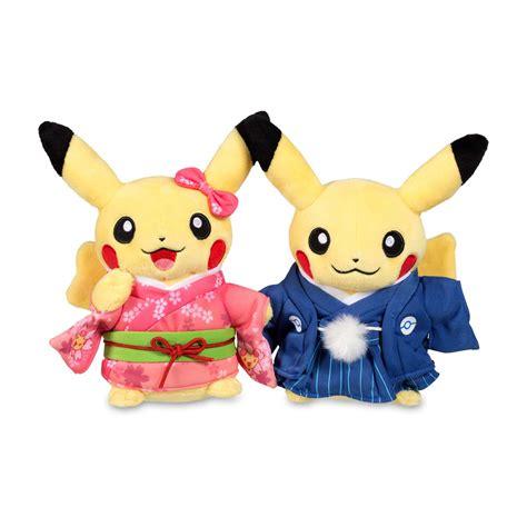 new year plush pikachu celebration plush new year kimono pikachu pok 233